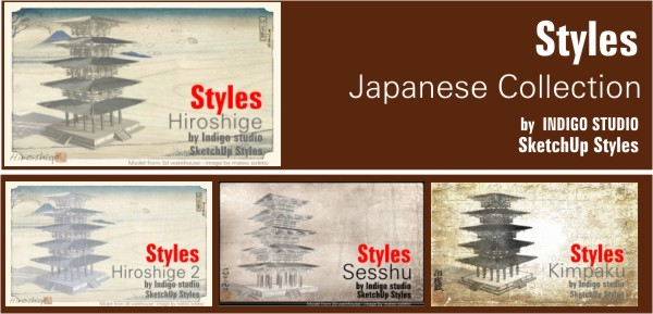japanese styles